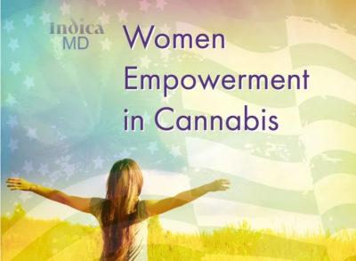 Medical Marijuana Women