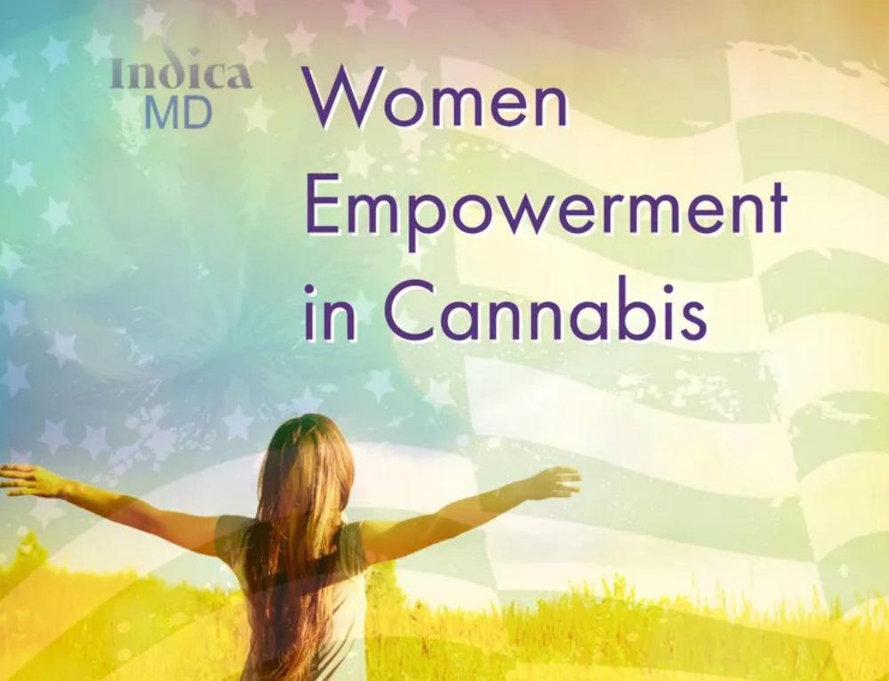 Women Empowerment in Cannabis