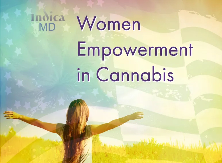 Medical Marijuana Women