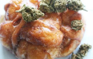 Glazed Marijuana Edible
