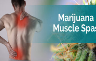 Medical Marijuana Muscle Spasms