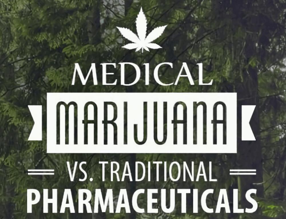 Medical Marijuana Versus Traditional Pharmaceuticals
