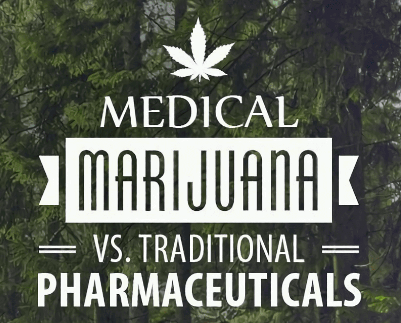 Medical Marijuana Versus Traditional Pharmaceuticals - Thumbnail