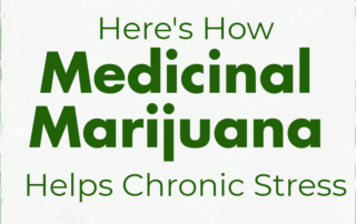 Medical Marijuana Helps Chronic Stress - thumbnail