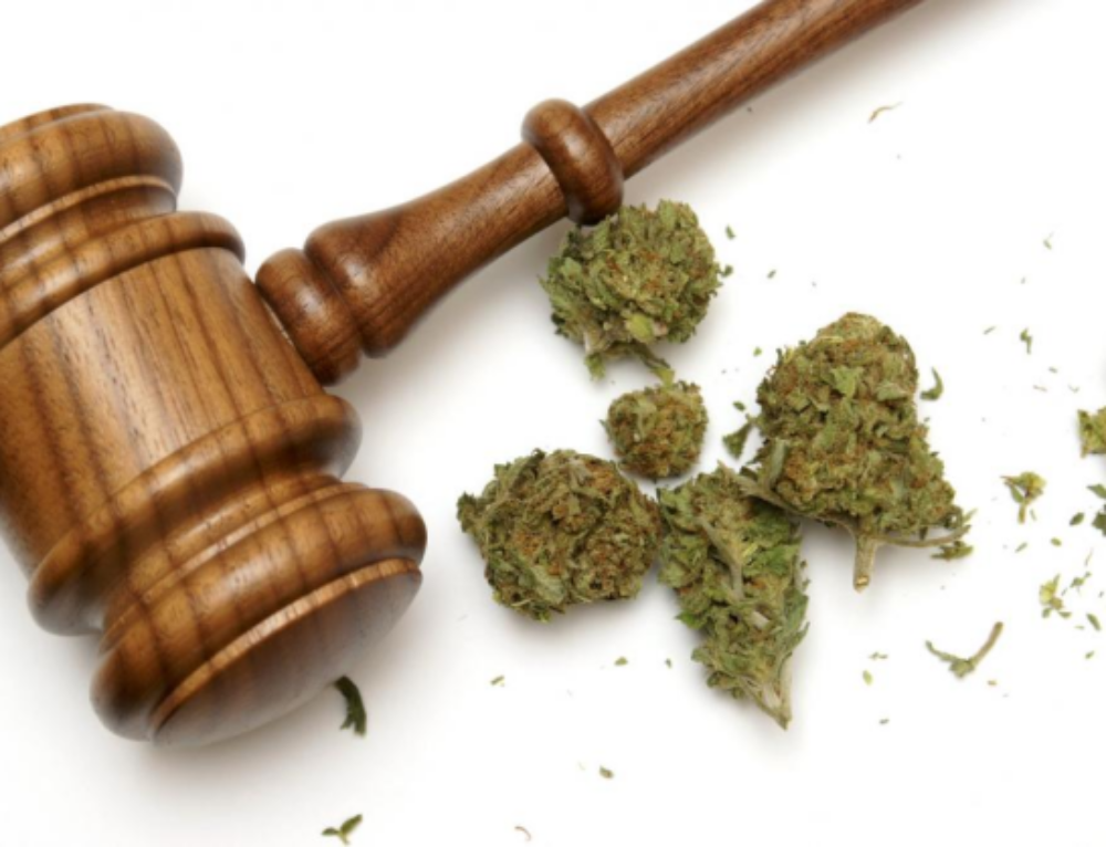 A History of Marijuana Laws in the United States