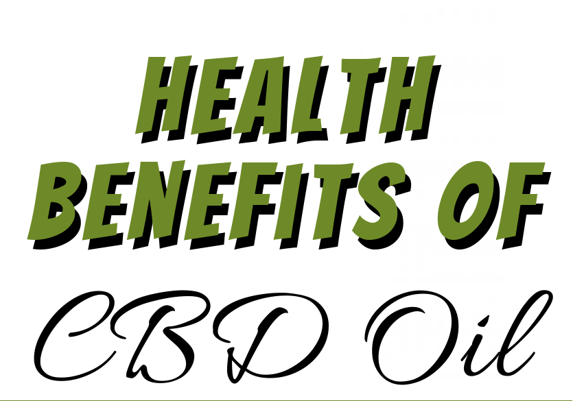 Health Benefits Of CBD Oil - Thumbnail