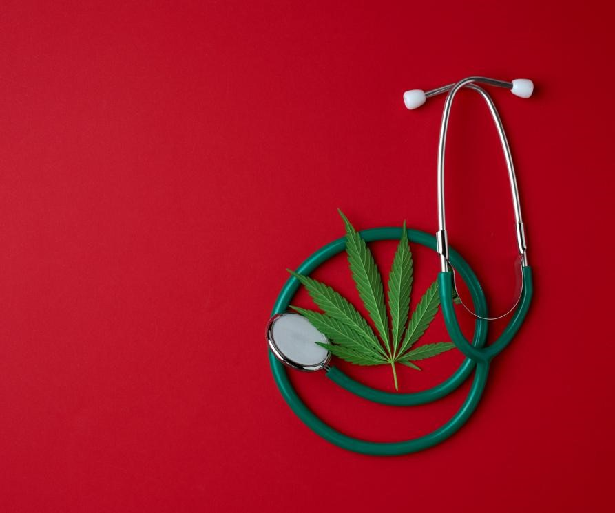 medical-marijuana-leaf-stethoscope-red